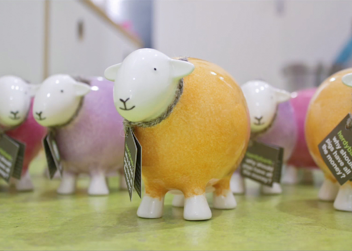 herdy's great escape animation